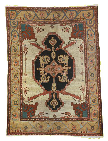 Galerie Kistler Lyss  Teppiche aus Azerbeidjan